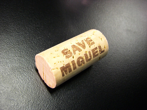 Original Save Miguel cork