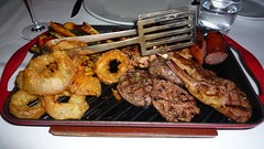 Mixed Grill for Two at Grand Hyatt