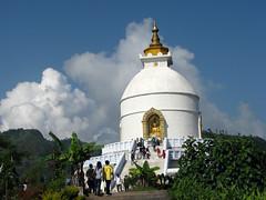 La Pagoda de la Paz mundial