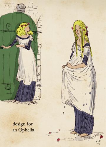 Illustration Friday: Soaked