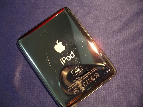 Trasera iPod nano
