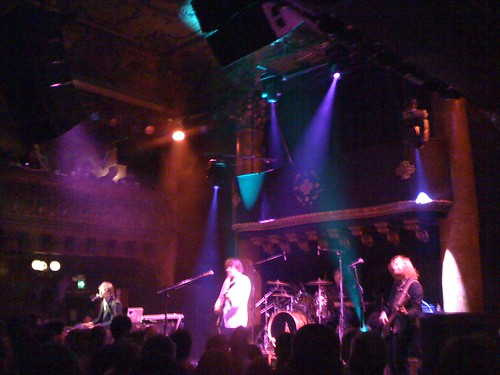 Tea Leaf Green @ Great American Music Hall, San Francisco