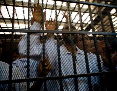 Mahalla prisoners سجناء المحلة