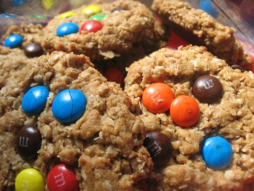 monster cookies by you.