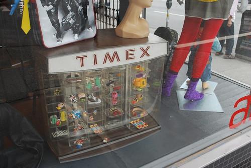 Old Timex display