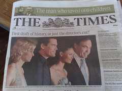 Cover of The Times