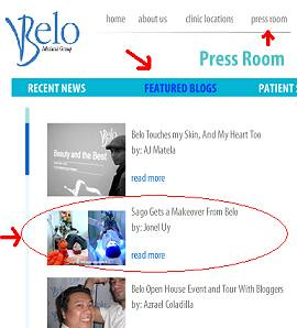 Lets Go Sago! Featured Article