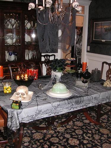 Jaime's Halloween Decorations
