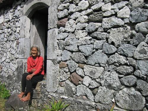 Batanes Lola Ida  Jan 12 2005