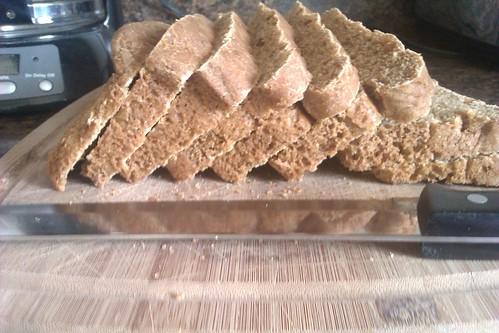 My Homemade Whole Wheat Bread