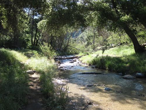 Placerita Canyon Loop 01