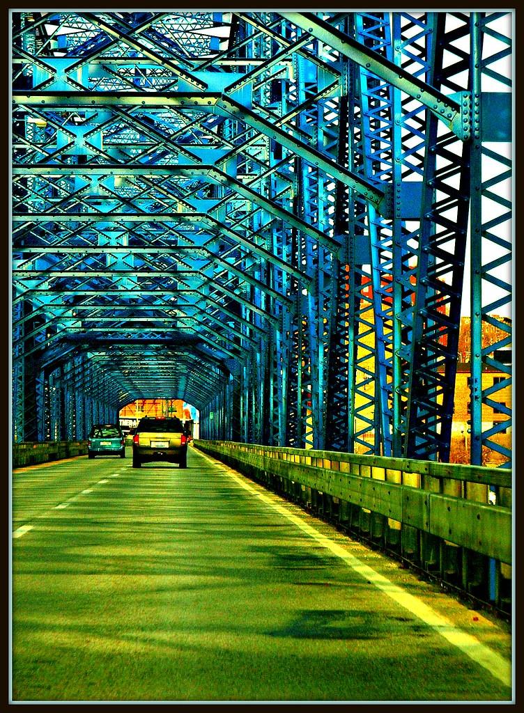 Across the Mississippi River