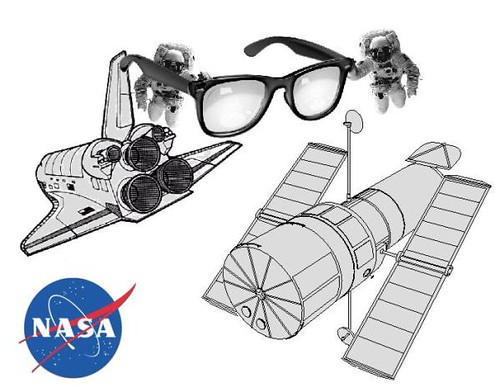 Hubble Telescope Upgrade