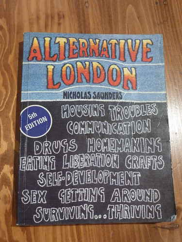 Alternative London (1978 reprint)