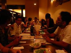 Day3-Dinner-藏居酒屋-比嘉家族聚餐