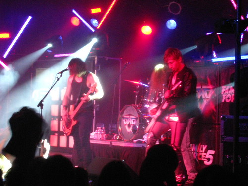 family force 5 @ the intersection