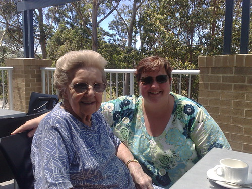Happy 98th birthday Grandma!