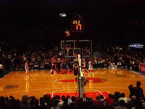 Knicks - Portland