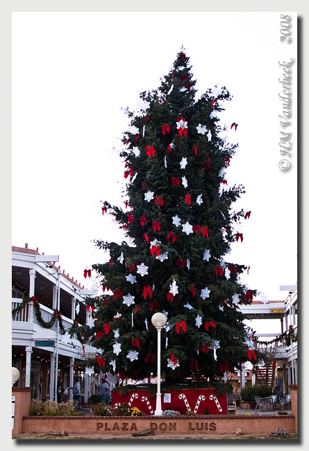 Old Town Christmas Tree