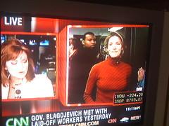 CNN Tag line: Best Looking News