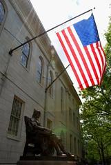 John Harvard Statue, Harvard University