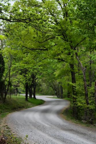Passage thru Green