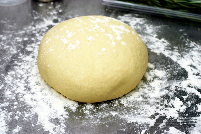 n'th picture of pizza dough