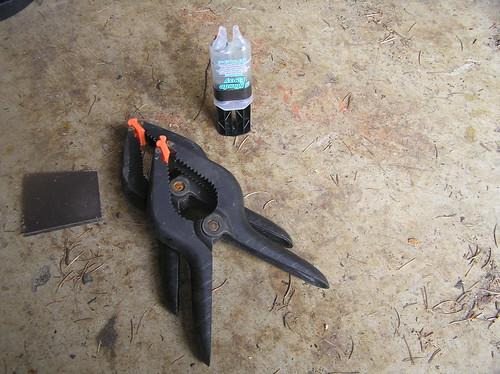 a few simple repair tools