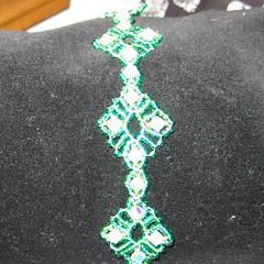 Lace weave