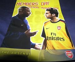 Members Day Leaflet
