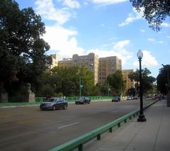 The Klingle Valley Bridge on Connecticut Avenue
