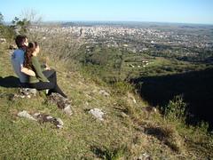 41ª Trilha: Trilha do Lar Metodista, Cachoeira e Morro do Carmo - Santa Maria RS por CLUBE TREKKING SANTA MARIA RS