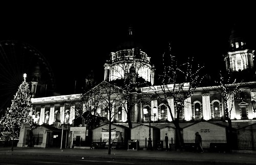 Belfast City Hall at Christmas