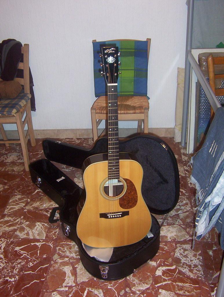 La chitarra del pittore