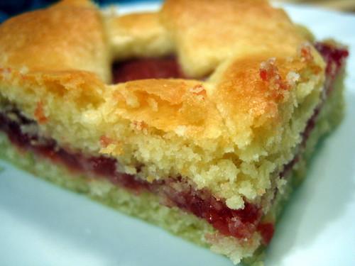 Cranberry-Quince Pastafrola