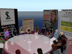 Second Life Marketers Event on Athena Isle
