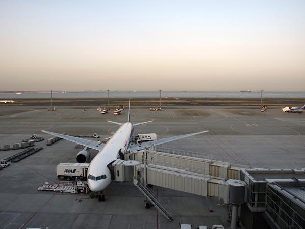 羽田空港第二旅客ターミナル