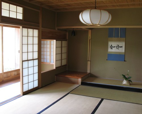 Japanese house traditional