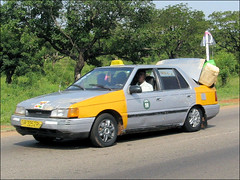 Tamale Taxi