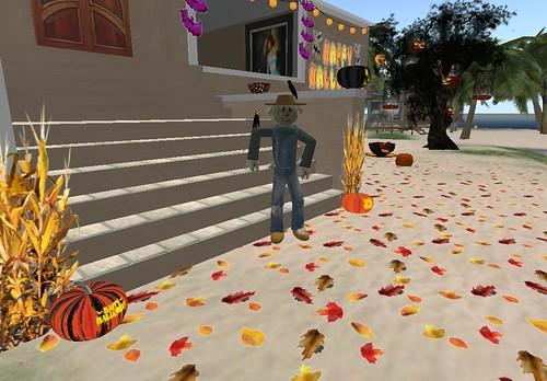 House for Halloween