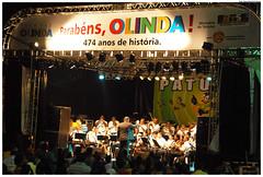 Banda Sinfônica do Cemo se apresenta na quarta-feira (19) - Foto: Passarinho/Pref.Olinda