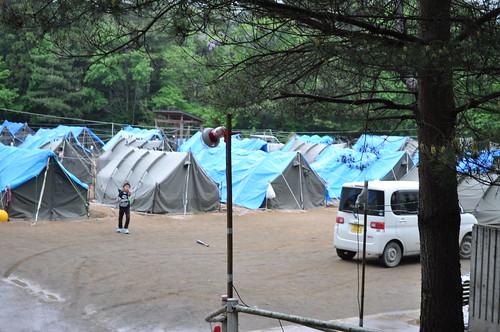 Onagawa_town_25(camp for refugees)