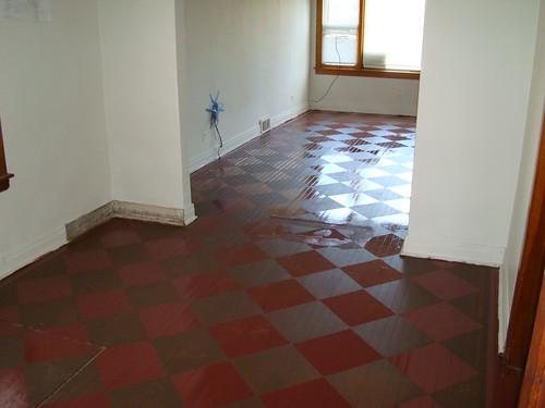 Friday S Fabulous Floors Glossy Painted Design Indulgences