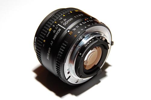 AF Nikkor 50mm 1.8D