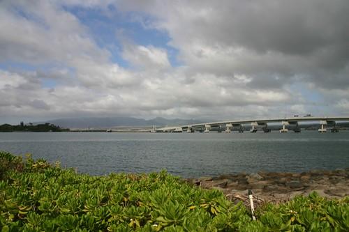 Pearl Harbor bridge