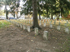 US Soldiers' and Airmen's Home National Cemetery, Civil War graves