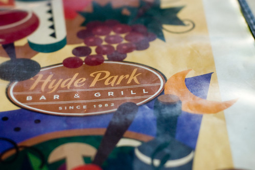 Hyde Park (by bookgrl)