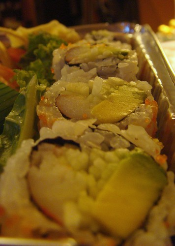sushi from li's brothers