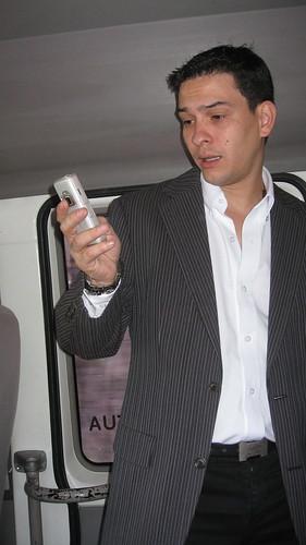 Luis Ginori, de Nokia