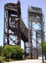 Calumet Peregrine Bridges
